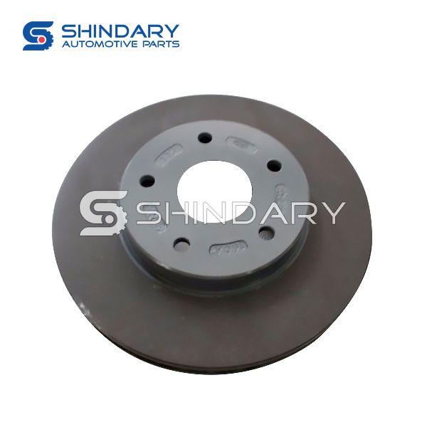Front brake disc for DFM S50 BS3-3501210