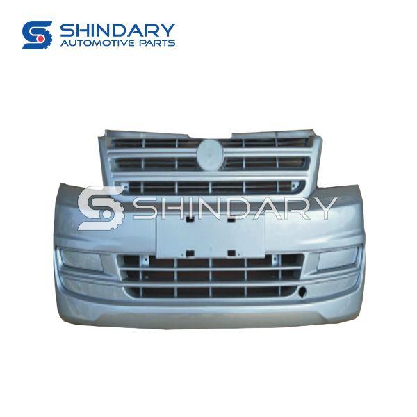 Front bumper for DFSK K01S 2803010-CM02