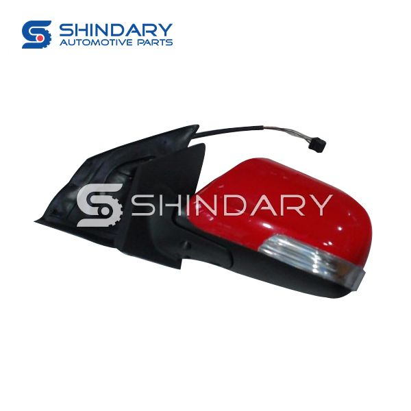 Rear view mirror,L for GREAT WALL M4 8202100XS56XB