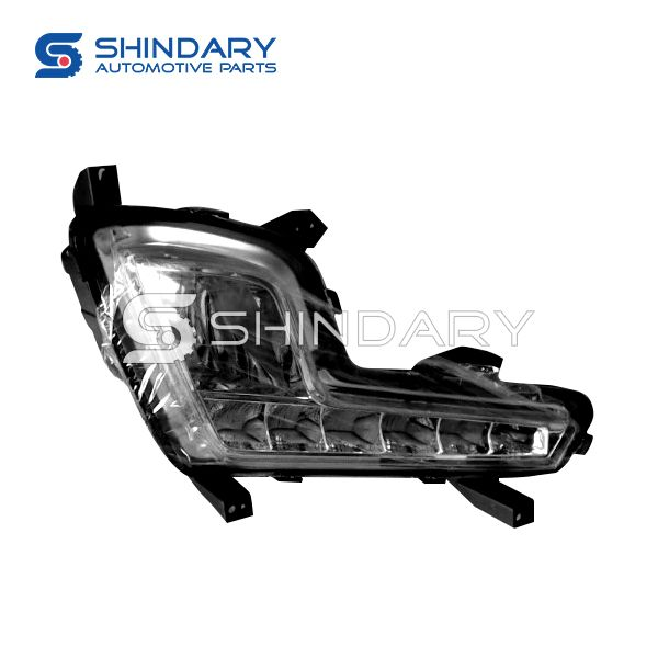 Front fog lamp&DRL assy.,right for BAIC S3 41420200-B01-B00