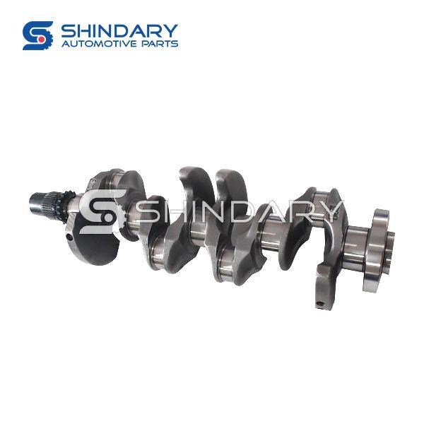 Crankshaft assy for JAC J3 1005030GG010