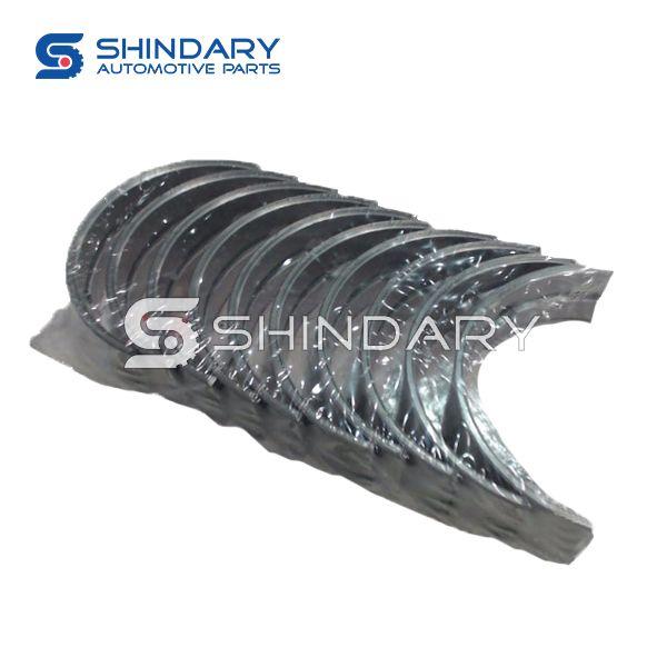 Crankshaft upper bearing for CHEVROLET N300 9002793