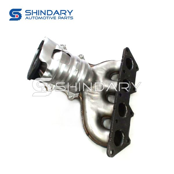 Exhaust manifold assy S1044L21153-50001 for JAC