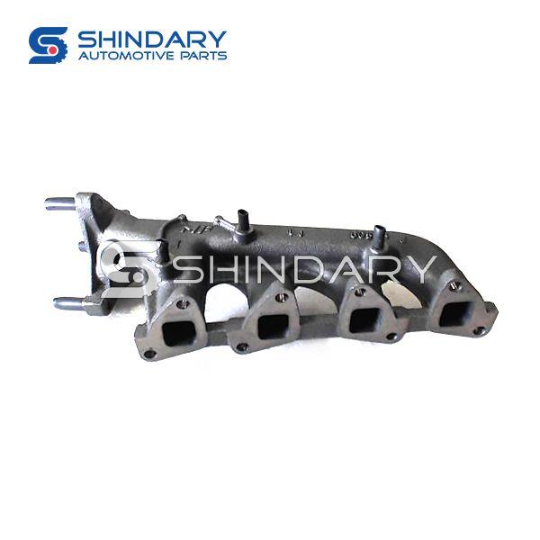 Exhaust manifold assy XY10080100-465Q20 for SHINERAY SY1020/SY1022/SY6390 (XC4F18 ENGINE)