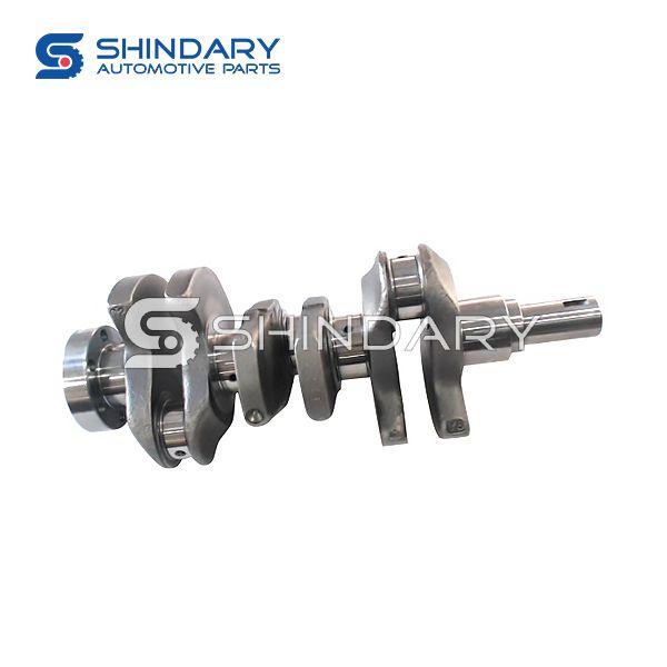 Crankshaft assy 371-1005011 for CHERY NEW QQ(S15)