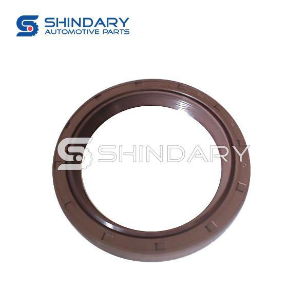 Crankshaft rear seal 372-1005030BA for CHERY YOKI(Q22B)