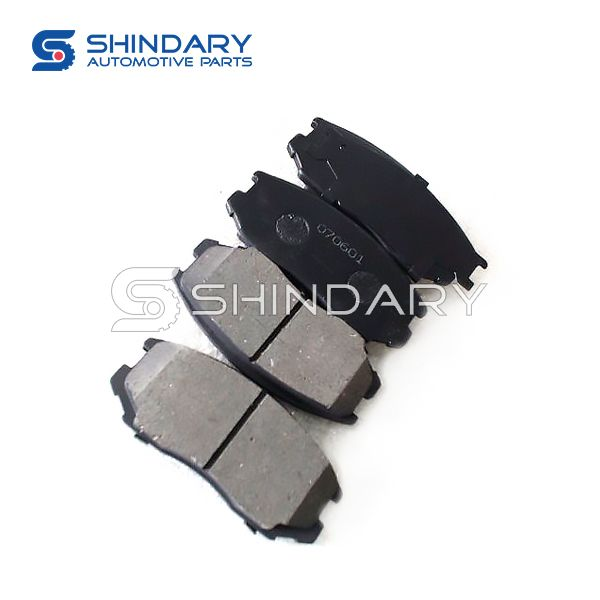 Brake pads 357010002 for ZOTYE