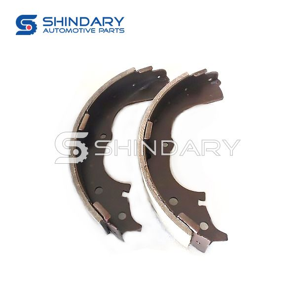 Brake pads SY6480-3502080-01 for ZX AUTO