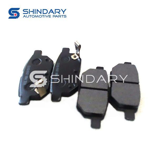 Brake pads Z3003502300A0127002 for ZOTYE