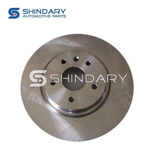 Brake disc 3500330U2230 for JAC