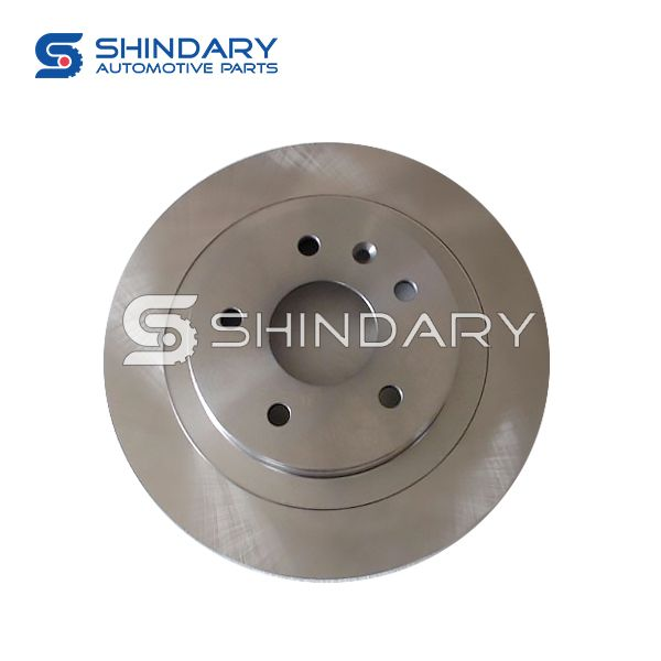 Brake disc 3500350U2230 for JAC