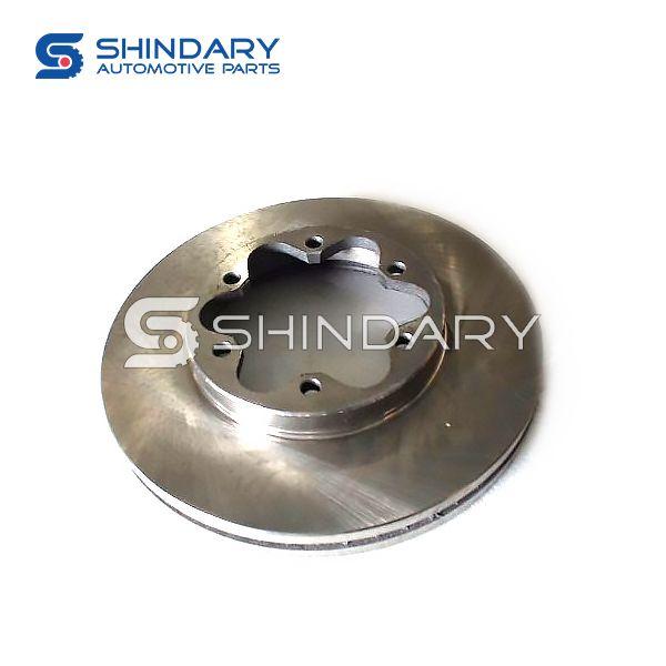 Brake disc 3732850-5 for JINBEI