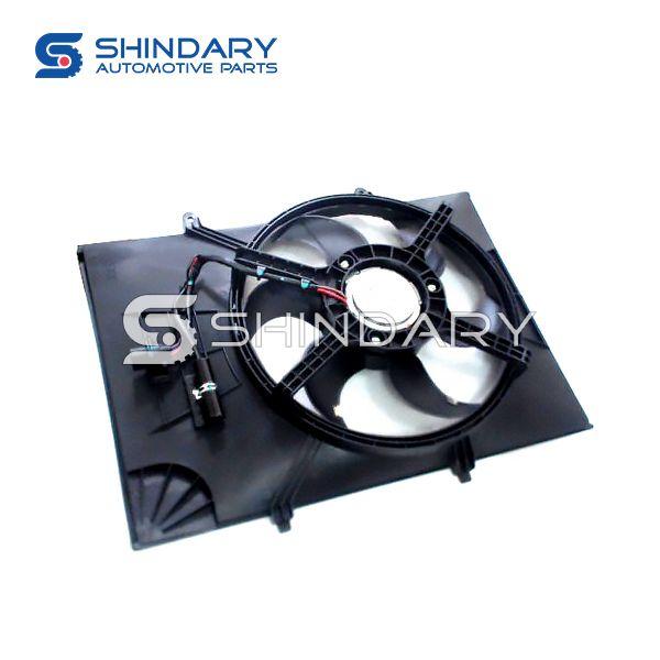 Radiator fan 1308100-K00 for GREAT WALL
