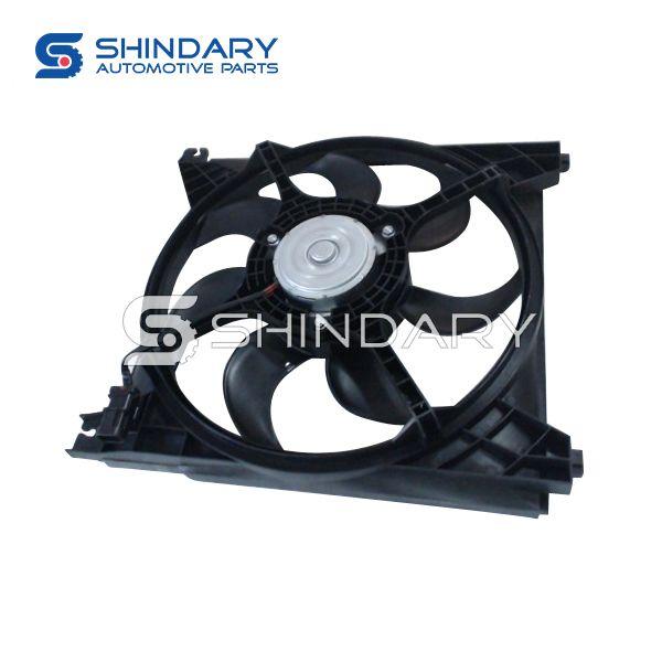 Radiator fan 1308100U1010XZ for JAC