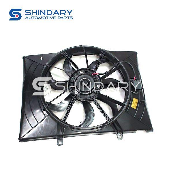 Radiator fan 1308100XK02XA for GREAT WALL