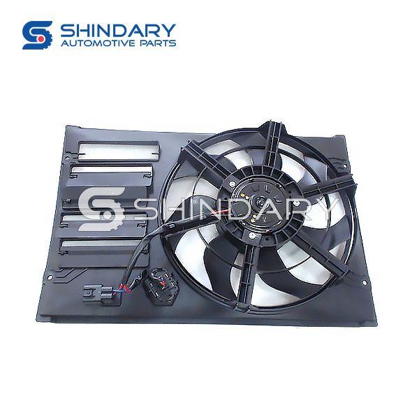 Radiator fan 1308100XP64XA for GREAT WALL