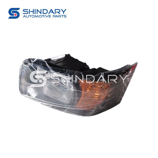 Left headlamp 4121100W5000 for JAC HFC1036