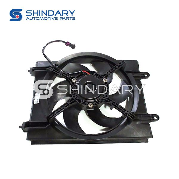 Cooling fan assy L D1308100 for LIFAN LF6420