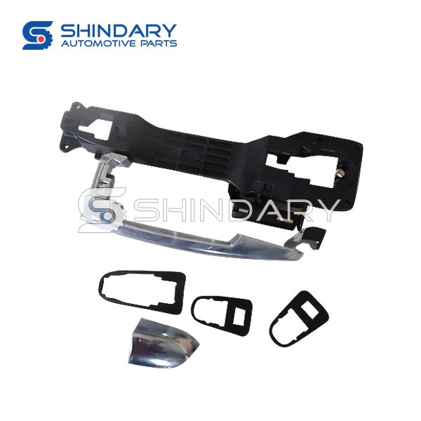 Outer handle,front right door F6105400E05 for LIFAN 320