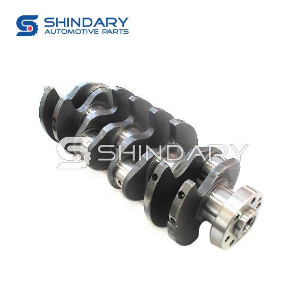 Crankshaft assy 484J-1005011 for CHERY E5