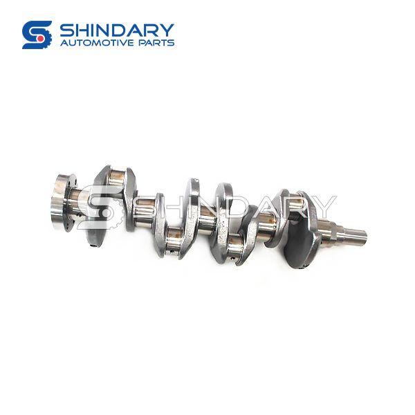 Crankshaft assy 477F-1005011 for CHERY J15