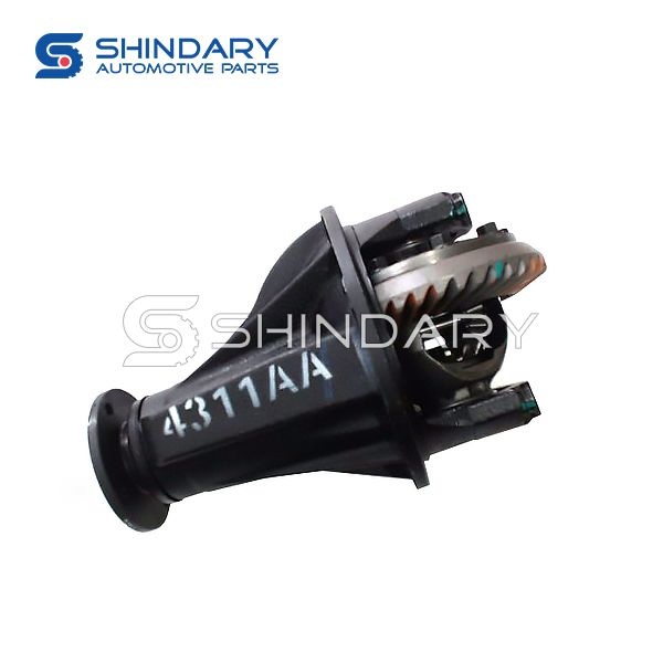 Main retarder assembly 2402010-10110 for GONOW