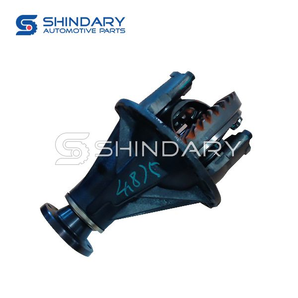 Final Drive and Differential Assy with High Speed Ratio 2402010V7V2-C02-SP for FAW