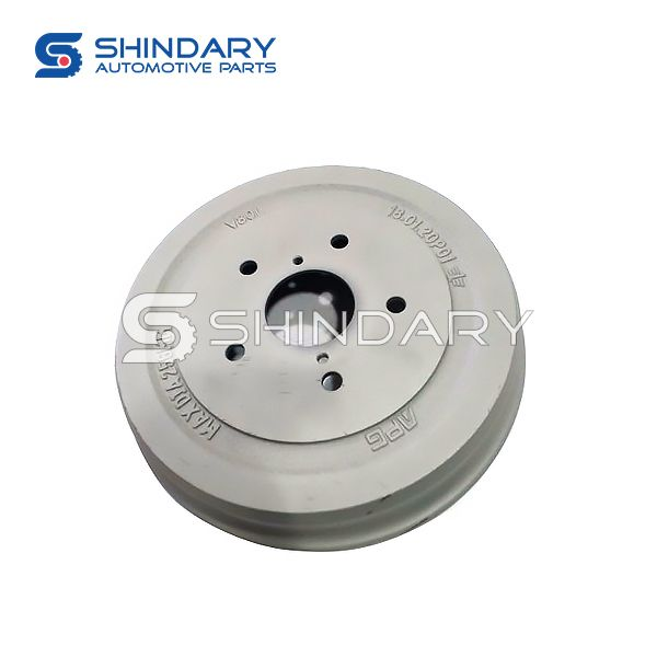Brake drum 3502571-7V5 for FAW