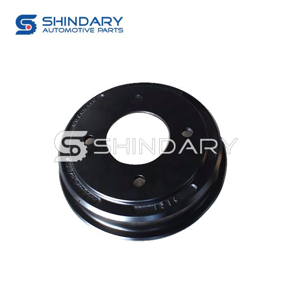 Brake drum S11-3502031AB for CHERY