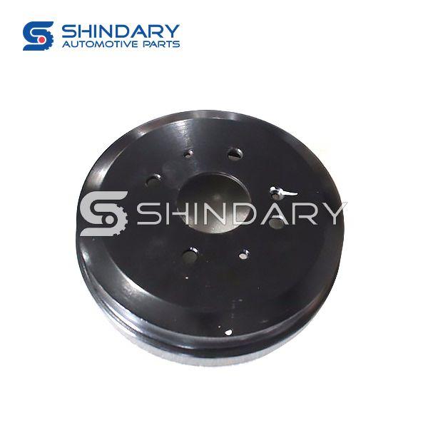 Brake drum S22-3502030 for CHERY