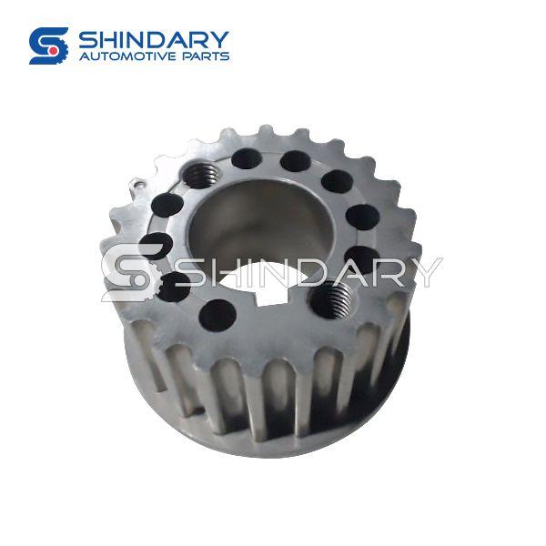 Crankshaft timing gear 372-1005018 for CHERY