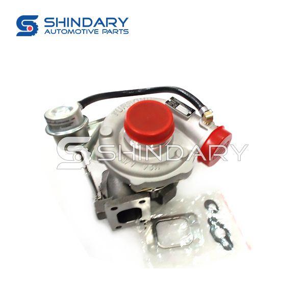 Turbocharger 452187-0006 for NISSAN MT3000 NISSAN
