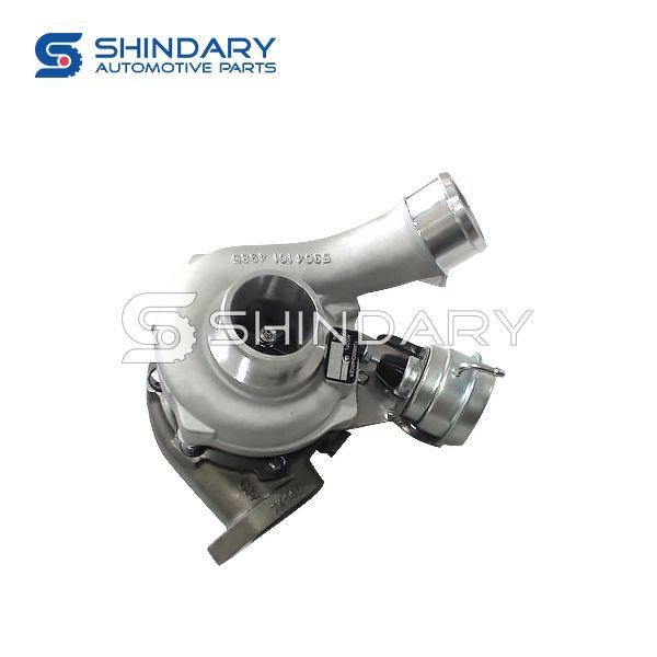 Turbocharger 53039700144 for KIA SORENTO