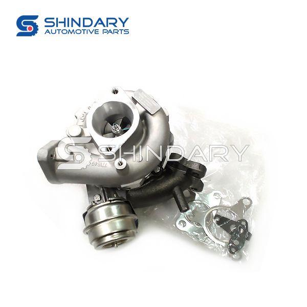 Turbocharger 767851-5003 for NISSAN ZD30DDTI (Nissan CabStar 3.0 D)