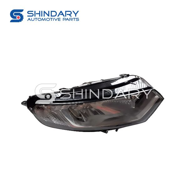 Right headlamp CN1513W029AE for FORD