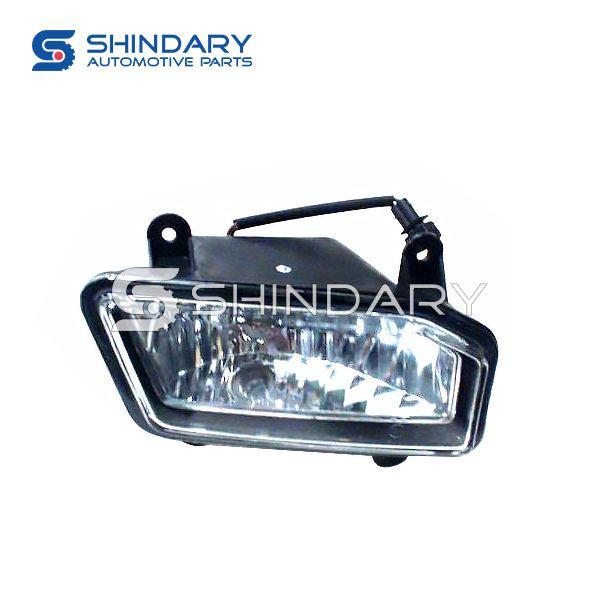 FRONT FOG LAMP ASSY, RH 4116020-KP01 for DFSK