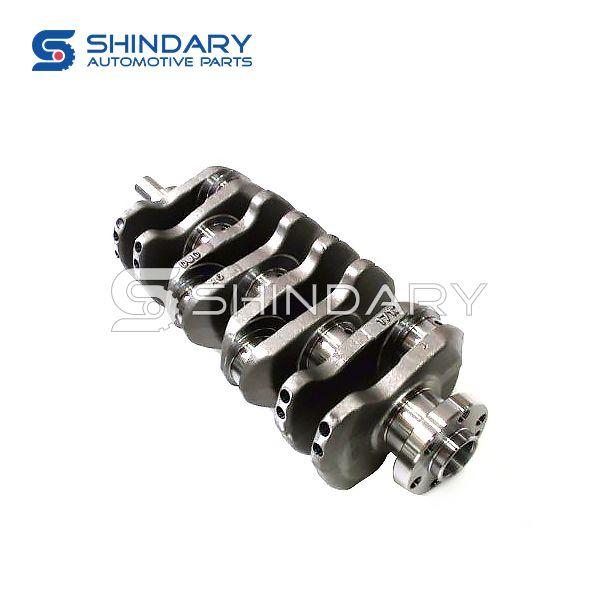 Crankshaft Assy 4A15L-1005023 for FAW T80