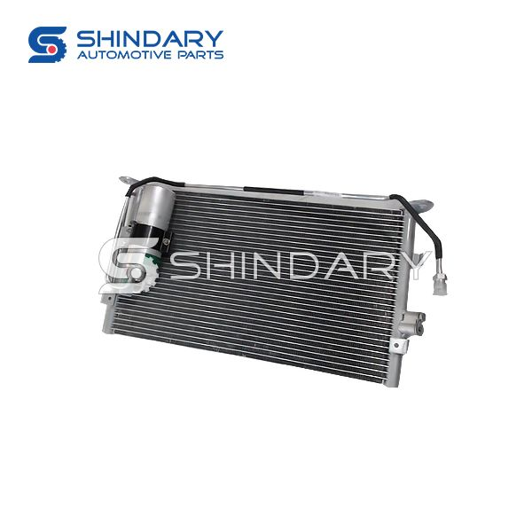 Condenser Assy 8105000-F00 for GREAT WALL
