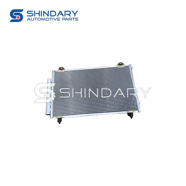 Condenser Assy B8105100 for LIFAN