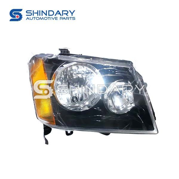 Right front headlight 370Q0-11020 for HIGER