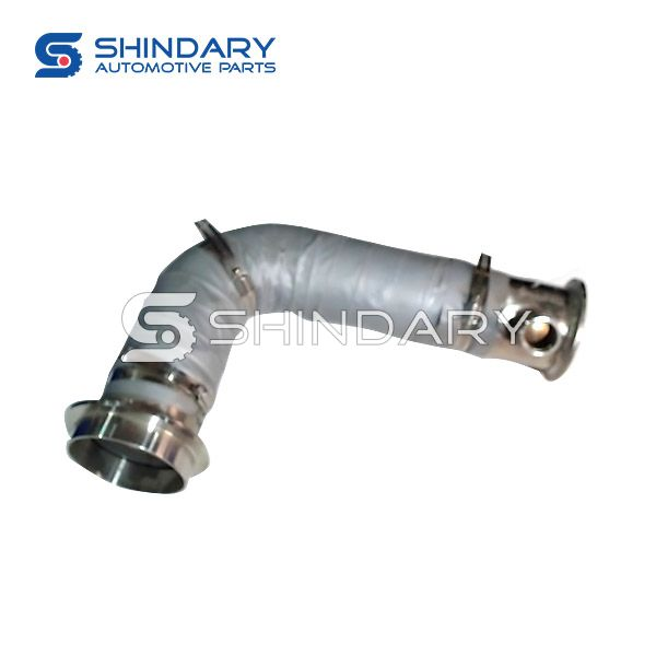 Exhaust pipe (with urea nozzle seat) LG9716540059 for SINOTRUK