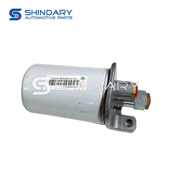 Oil and gas separator LG9716560072 for SINOTRUK