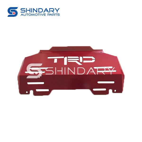 Engine lower guard SDR-REVO-001-A for SKID PLATE