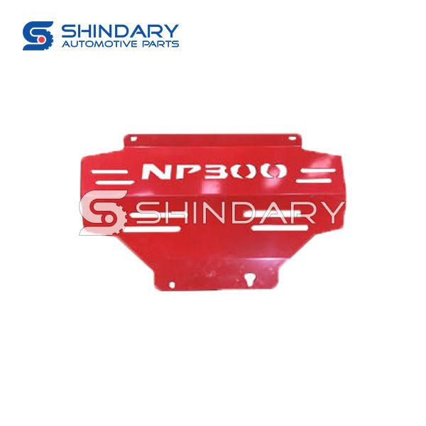 Engine lower guard SDR-REVO-006-A for SKID PLATE