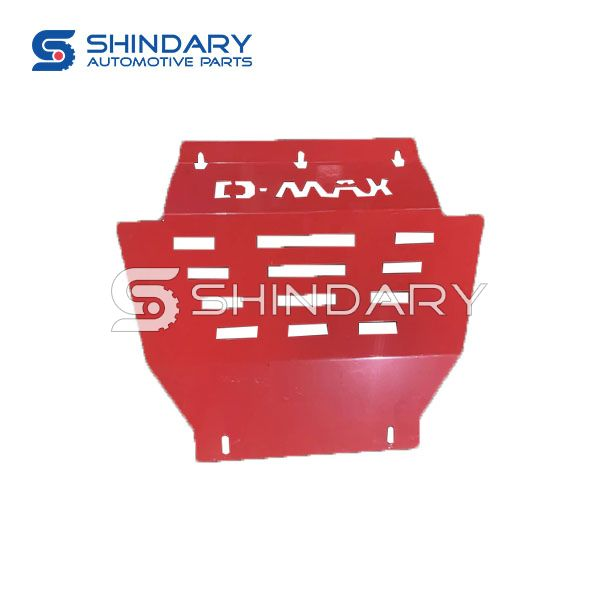 Engine lower guard SDR-REVO-007-A for SKID PLATE