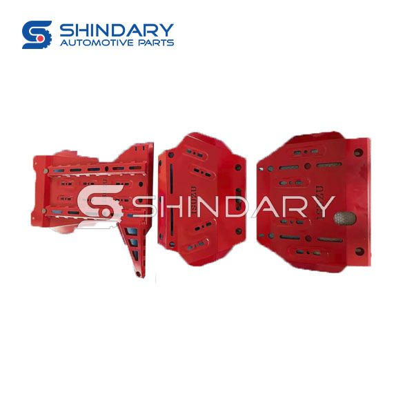 Engine lower guard SDR-REVO-008-A for SKID PLATE