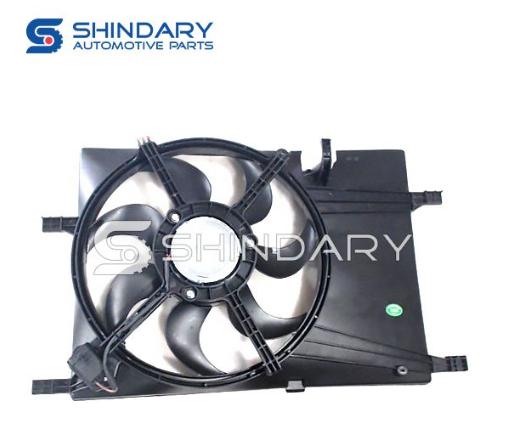 Chevrolet Cooling Fan Assy