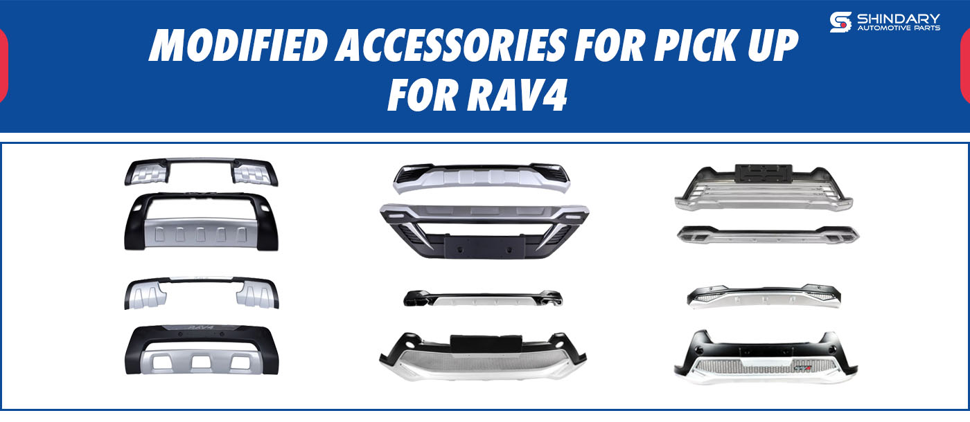 MODIFIED ACCESSORIES FOR PICK UP-RAV4 SIDE STEP(1)