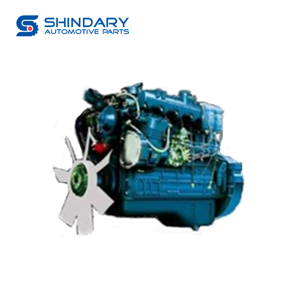 YUCHAI YC6J190-20 Engine