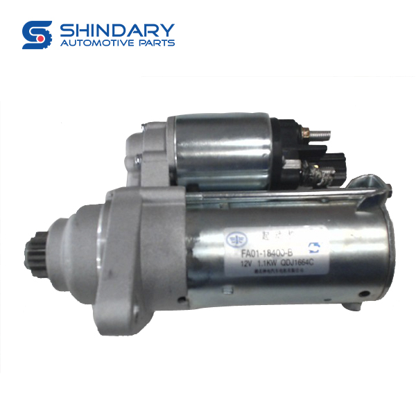 Starter assembly-automatic FA0418400A for FAW B50